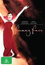 Funny Face - 80 Years Of Audrey (DVD, 2009) *New & Sealed* Region 4