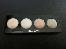 Revlon Creme (Cream) Illuminance Quad Eyeshadow - SEASHELLS #740 - Sealed / New