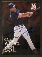 Chad Allen signed autographed auto Sky Box Trading Card