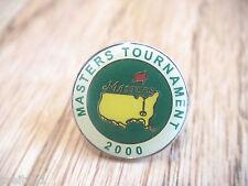 2000 MASTERS GOLF AUGUSTA NATIONAL BALL MARKER PGA NEW