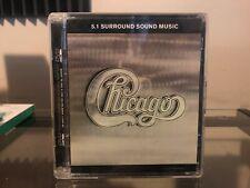 Chicago Selftitled - Rhino Records - DVD-Audio - 5.1 Surround Sound Music
