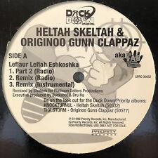 """HELTAH SKELTAH + O.G.C. - LEFLAUR LEFLAH ESHKOSHKA (REMIX) (12"""")  1996!!  RARE!!"""