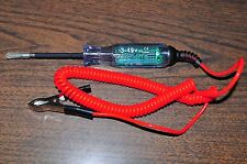 Digital Circuit Tester Range:Show Accuracy 3-49 Voltage DC LCD Disp Lisle 28830