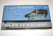 NEW! STRYKER SR-955HPC AM FM CW SSB 10m AMATEUR RADIO