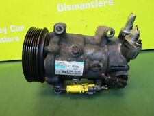 PEUGEOT 308 MK1 (08-17) 1.6 HDI AIR CON COMPRESSOR PUMP 9659875780