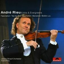 Andre Rieu - Hits & Evergreens (2011)  CD  NEW/SEALED  SPEEDYPOST