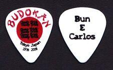 Cheap Trick Bun E. Carlos Budokan White Guitar Pick - 2008 Tour
