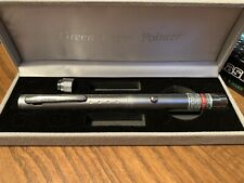 Green Galaxy Laser Pointer, Star Projection Green Laser, Dual Heads