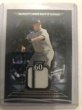 2011 Topps T60 Relic Joba Chamberlain Jersey Yankees