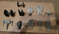 Star Wars Die Cast and Micro machine Titanium Vehicles 11