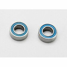 Ball Bearings Blue Rubber Sealed 4x8x3mm (2) Traxxas 1/16 E-Revo Slash TRA7019