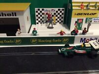 New 1:32 Scale BTCC Winners Podium - Ninco Scalextric Carrera SCX building