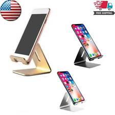 Universal Cell Phone IPad Tablet Stand Aluminium Desk Holder Mount Cradle HOT H