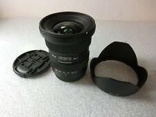 Tokina atx-i 11-16mm f2.8 CF Lens for Canon