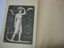 1922 Warsaw HEBREW TRANSLATION OF RABINDRANATH TAGORE Fruit-Gathering אספי פרי