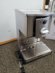 Breville The Café Roma Espresso Machine - Brushed Stainless Steel