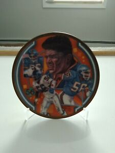 Vintage Lawrence Taylor Sports Impressions collector plate
