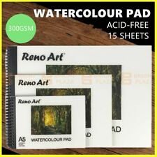 A3 A4 A5 Watercolour Pad Book Artist Painting Art Paper Sketch Book Draw 300GSM