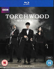 Torchwood - Miracle Day (Blu-ray, 2011, 4-Disc Set)