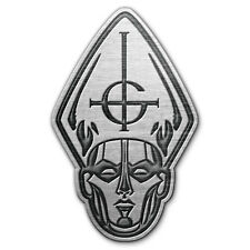 GHOST METALL PIN ANSTECKER BADGE BUTTON #3 PAPA EMERITUS HEAD
