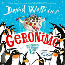 Geronimo by David Walliams New Hardcover Book (#1)