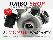 BMW 325 d 330 d (E90/E91/E92/E93) Turbocharger - 758352 HYBRID up to 300HP