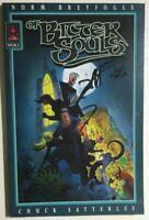 OF BITTER SOULS by Norm Breyfogle (2006) Markosia Comics signed TPB FINE-