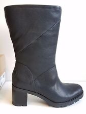 Ugg Boots Jessia, Black Knee High, Size UK 7, Genuine, BNIB, RRP - £220