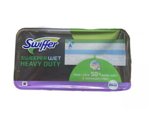 Swiffer Sweeper Wet Heavy Duty Mopping Cloths, Lavender Scent 20 Count