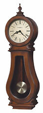 Howard Miller 625-377 (625377) Arendal Wall Clock - Tuscany Cherry