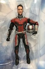 Marvel Legends Ant-Man & the Wasp MCU Scott Lang Cull obsidian BAF wave LOOSE 6""