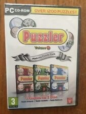 Puzzler Volume 1 - PC CD - New & Sealed