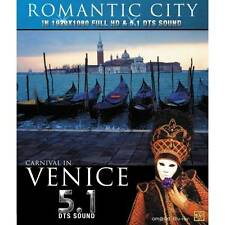 Romantic City - Carnival in Venice - Blu Ray - Neu u. OVP