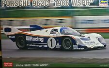 1/24 Porsche 962C Model Kit by Hasegawa