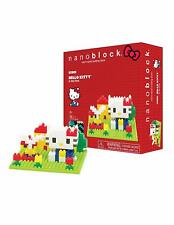 Nanoblock Building Micro Blocks Sanrio Hello Kitty - In The Park - Brand New