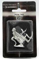 Dark Sword DSM-7483 Female Dragonkin Rogue (Dual Wield) Dragonborn Ranger Thief