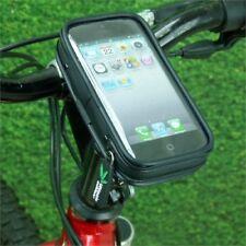 Waterproof Bicycle Cycle Bike Head Stem Phone Mount Holder for Apple iPhone 5