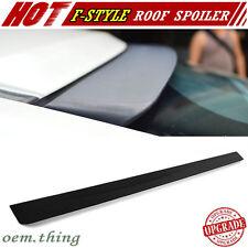 For SAAB 9-3 9 3 Turbo X 4DR Sedan F-Style Window Roof Spoiler 2012