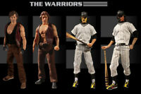 The Warriors Action Figures 1/12 Deluxe Box Set 17 cm GUERRIERI DELLA NOTTE