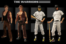 The Warriors Action Figures 1/12 Deluxe Box Set 17 cm GUERRIERI DELLA NOTTE