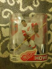 Gordie Howe Mcfarlane legends series 6 Detroit Red Wings NHL