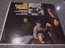 "The Electric Prunes ""Self-Titled"" REPRISE MONO LP #R-6248 PSYCH-ROCK W/INNER SL"