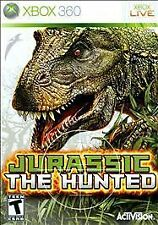 Jurassic: The Hunted - Xbox 360, Very Good Xbox 360, Xbox 360 Video Games