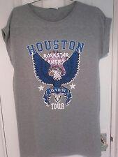 One Size Next Door Houston Rockstar Eagles Tour T Shirt