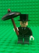 *NEW* Lego Penguin Minifig Batman's Enemy Villain Umbrella Fig Figure x 1