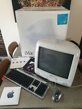 Apple iMac G3 500 DV SE Special Edition - Boxed complete 100% - Time Warp Museum