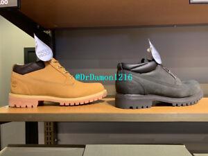 NIB Timberland Men's Classic Waterproof Oxford Boot 73538 Wheat /73537 Black