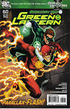 GREEN LANTERN 60...NM-...2011...Geoff Johns,Doug Mahnke!...Bargain!