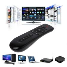 2.4GHz Fly Air Mouse T2 Wireless Remote Control 3D Gyro Motion Stick PC Android