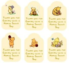Winnie the Pooh Party Tags set of 20